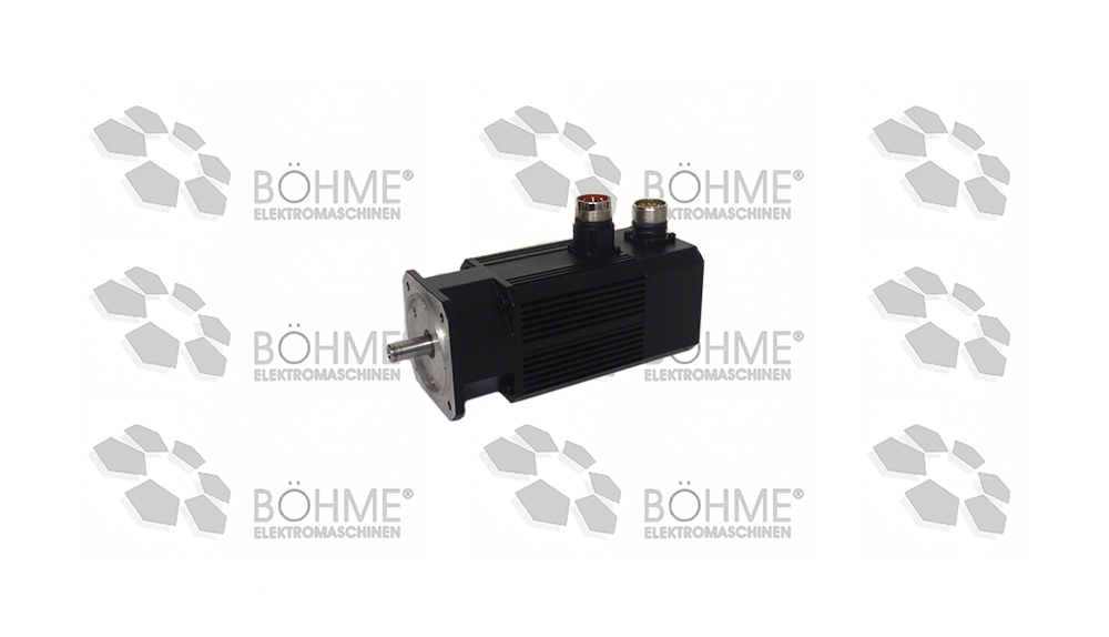 CUSTOM SERVO MOTORS S550B060RB00